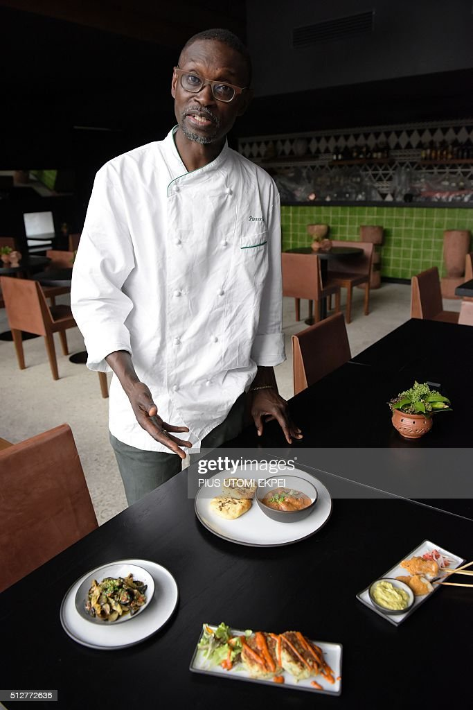 Senegalese pioneer of african cuisine pierre thiam speaks for African cuisine restaurant