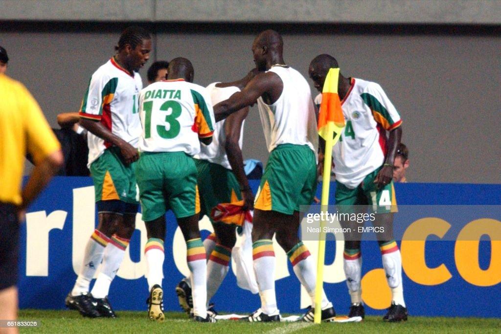 Image result for bouba diop goal celebration