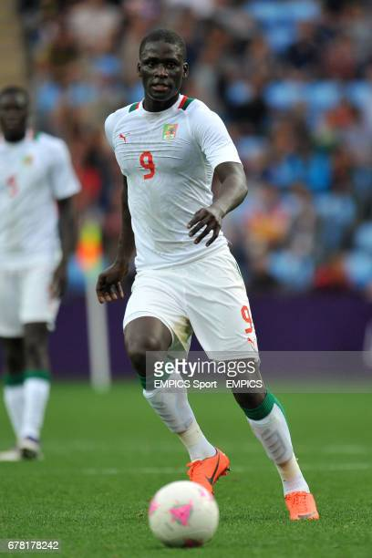 Senegal's Kara Mbodji during the Group A match at the City of Coventry Stadium Coventry