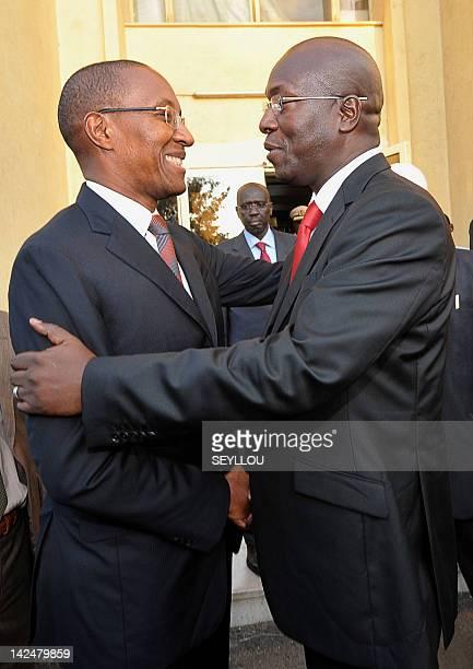 """Résultat de recherche d'images pour """"Abdoul mbaye prime minister getty images"""""""