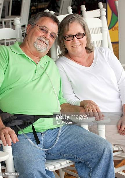 Senior Adult Couple