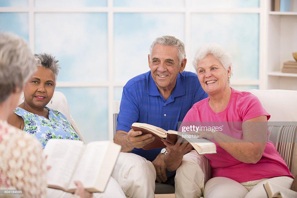 Can Senior adult friend