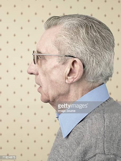 Senior homme adulte