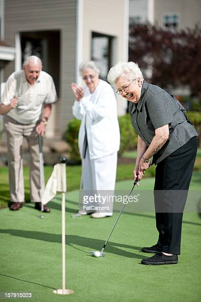 Senior Erwachsene