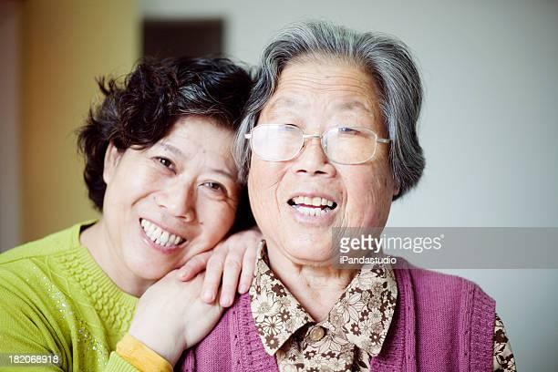 Senior et le vieux