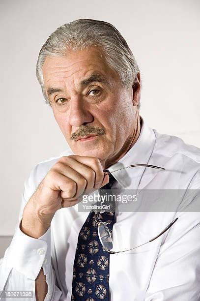 Senior Business Portrait