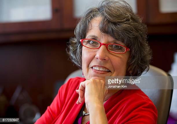 Senior businesswoman portrait