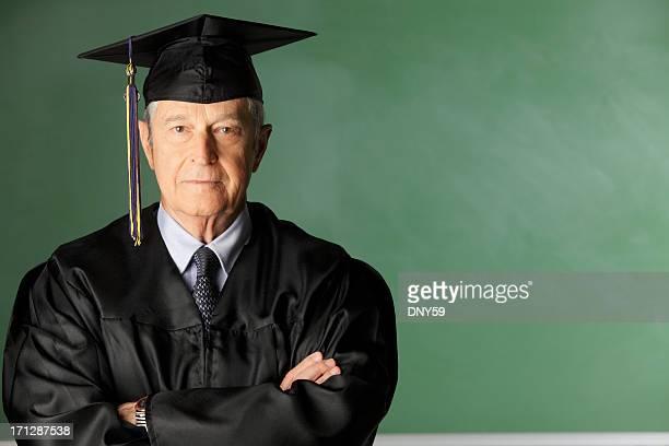 Senior cidadão graduação ou Professor