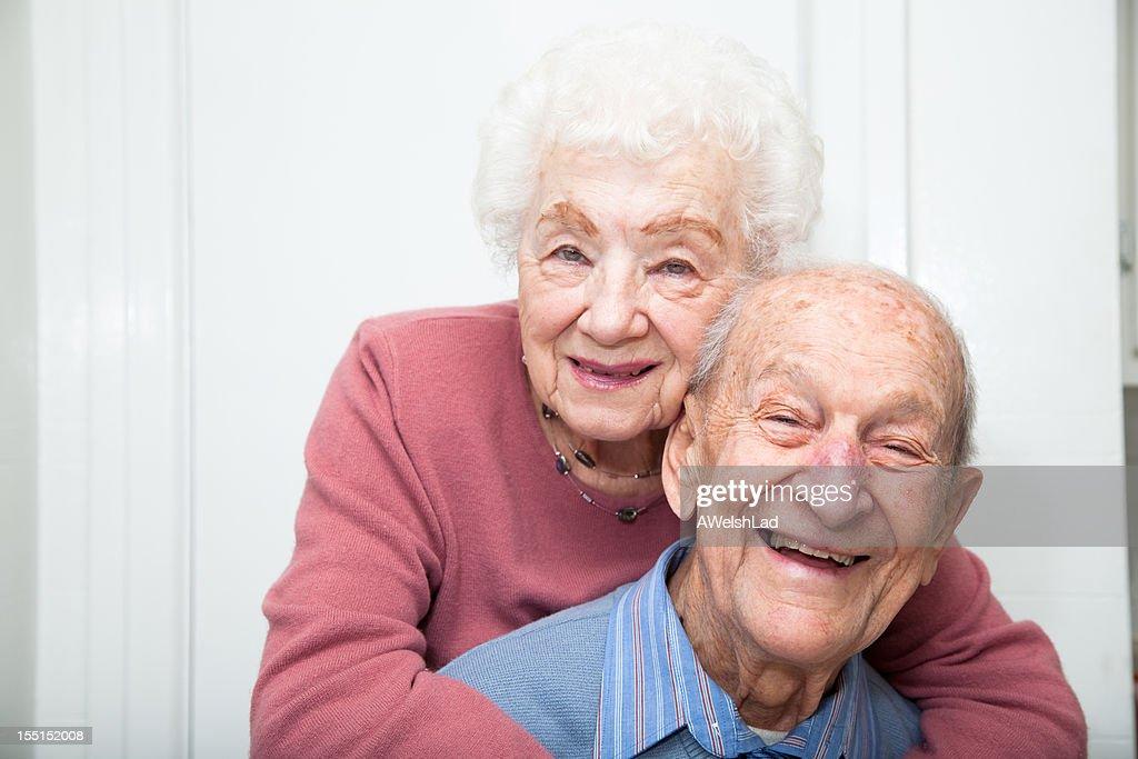 Senior couple married 67 years
