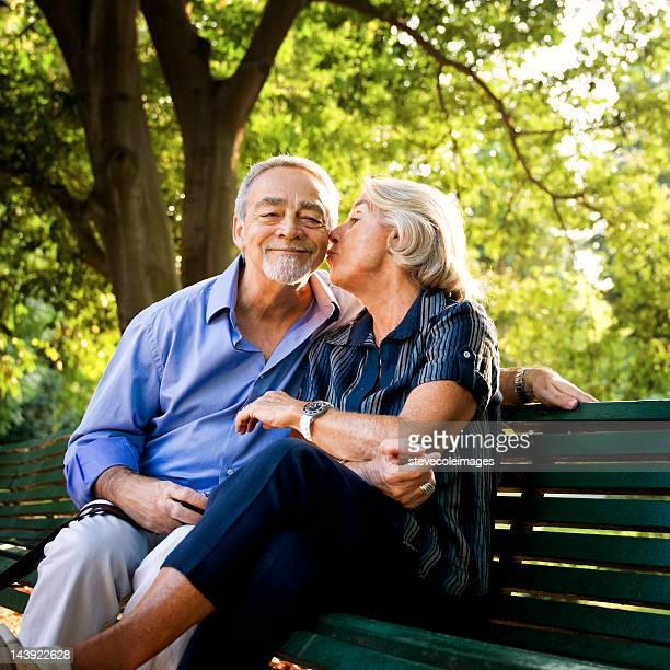 Senior Paar