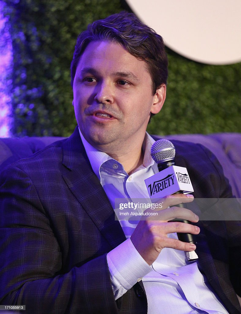 Senior Director of Walmart & Co-Chair at ANA Alliance for Family Entertainment Ben Simon speaks onstage at Variety's Purpose: The Faith And Family Summit n Association with Rogers and Cowan at Four Seasons Hotel Los Angeles on June 21, 2013 in Beverly Hills, California.