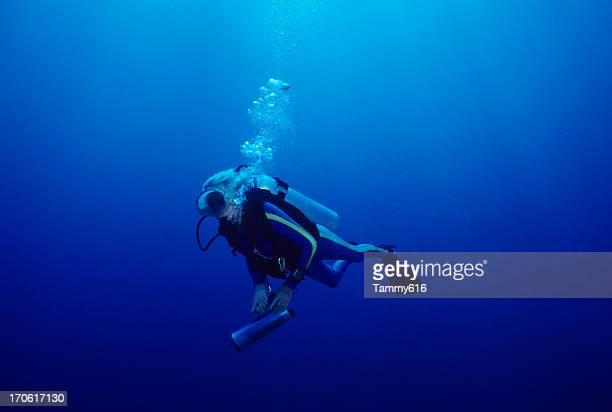 Senior Diver