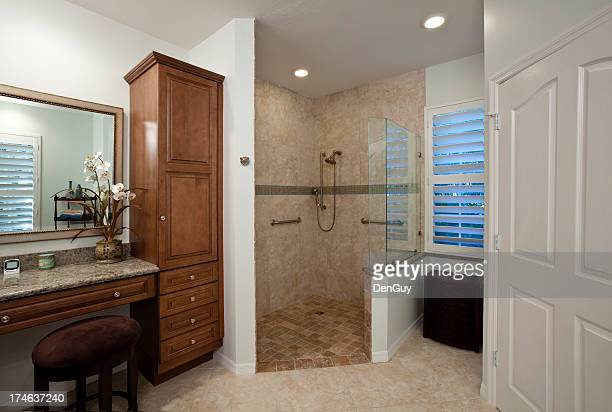 Senior Friendly Bathroom Fresh Remodel