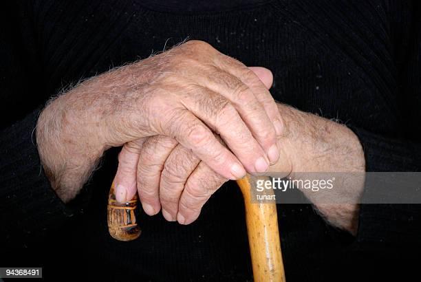 Senior mani