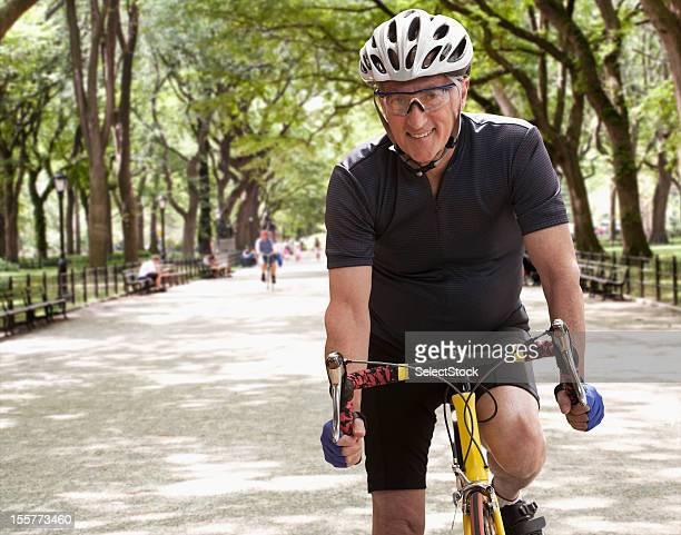 Bicicleta de hombre Senior del montar a caballo
