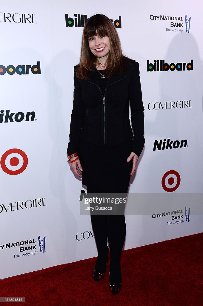 Senior Marketing Director of Global Consumer Engagement at PepsiCo Ellen Healy attends Billboard's annual Women in Music event at Capitale on December 10, 2013 in New York City.