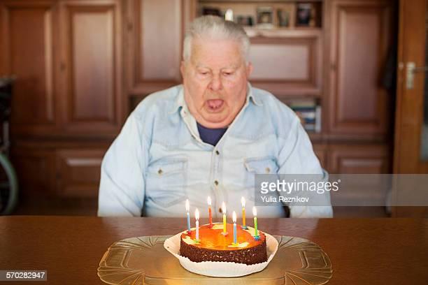 Senior men birthday
