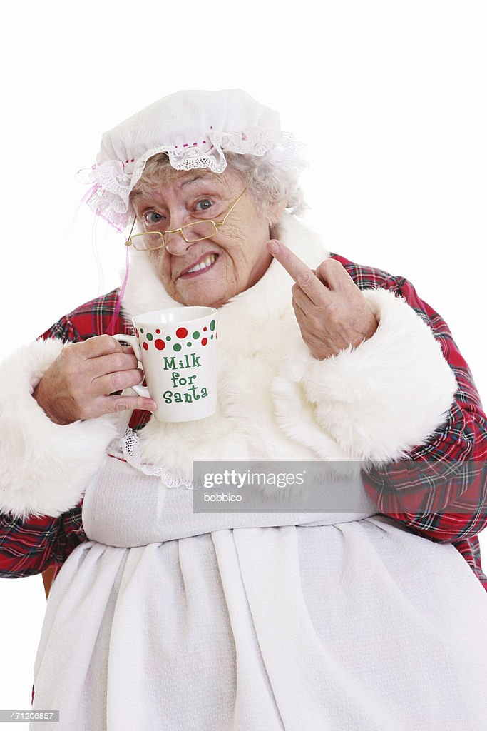 Facial mrs clause