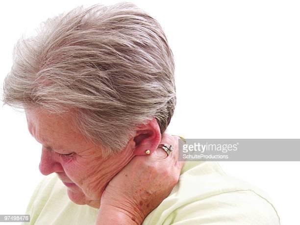 Senior Neck Pain