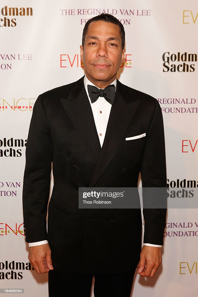 Senior Partner of Goldman Sachs Valentino D. Carlotti attends the Torch Ball hosted by Evidence, A Dance Company at The Plaza Hotel on March 25, 2013 in New York City.