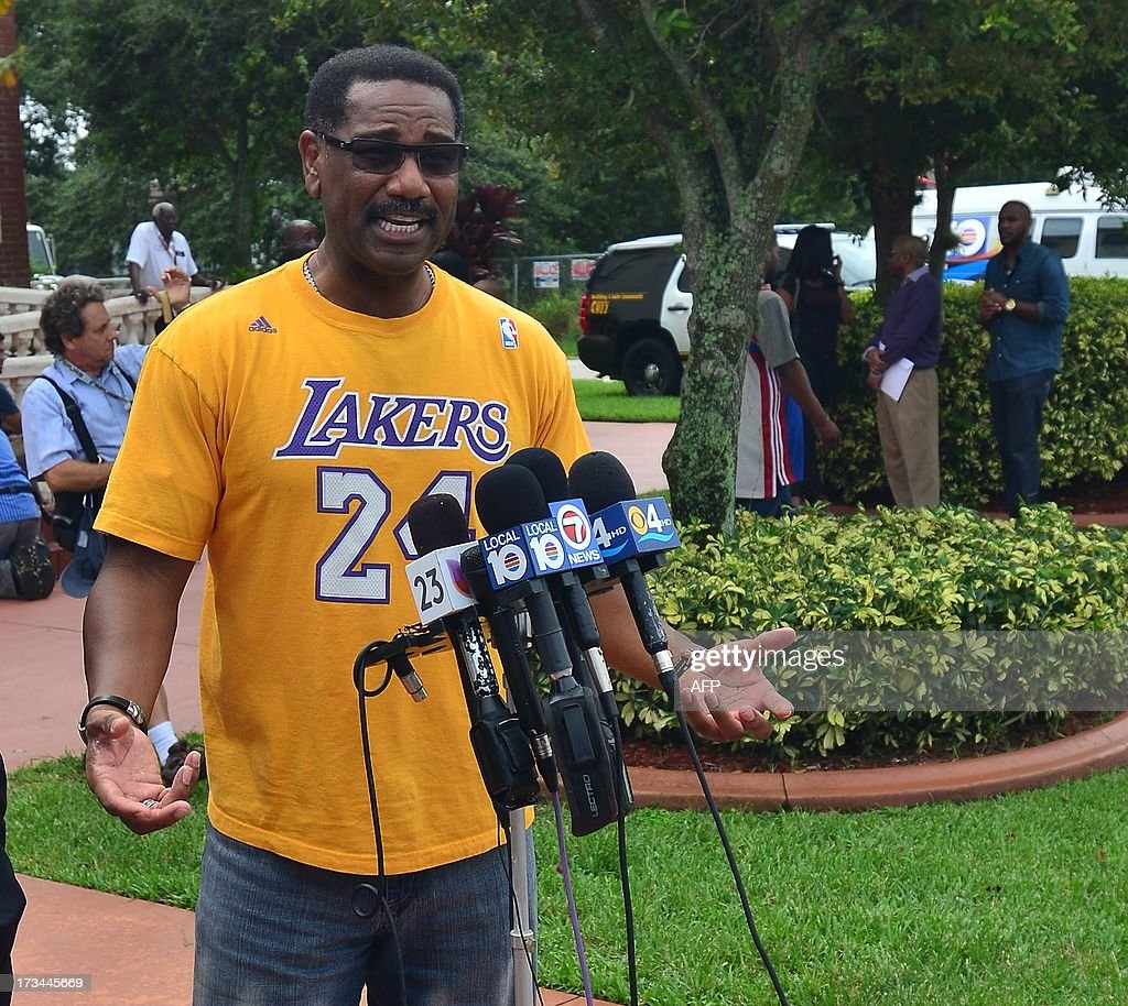 Worshippers Attend Church Services In Miami After Zimmerman Verdict Getty Images
