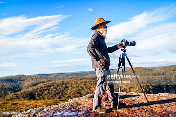 Fotógrafo Senior en Australia Outback.