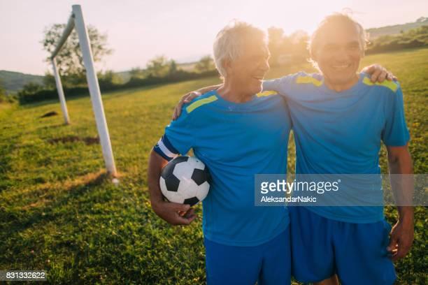 Senior voetballers