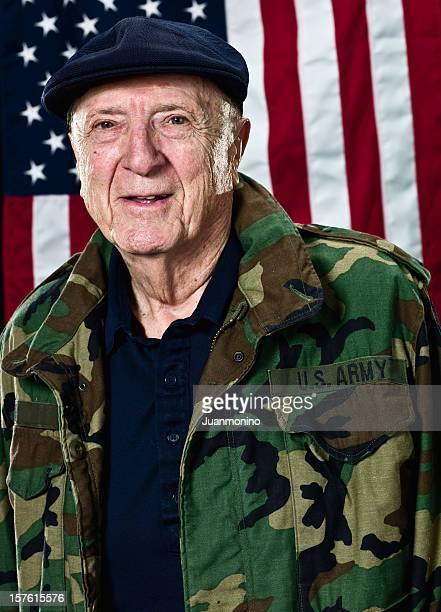 Senior US Veteran'