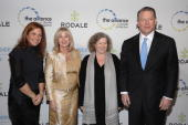 Senior Vice President General Manager and Publisher of Rodale Books Karen Rinaldi Tipper Gore Chairman and CEO of Rodale Maria Rodale and Al Gore...