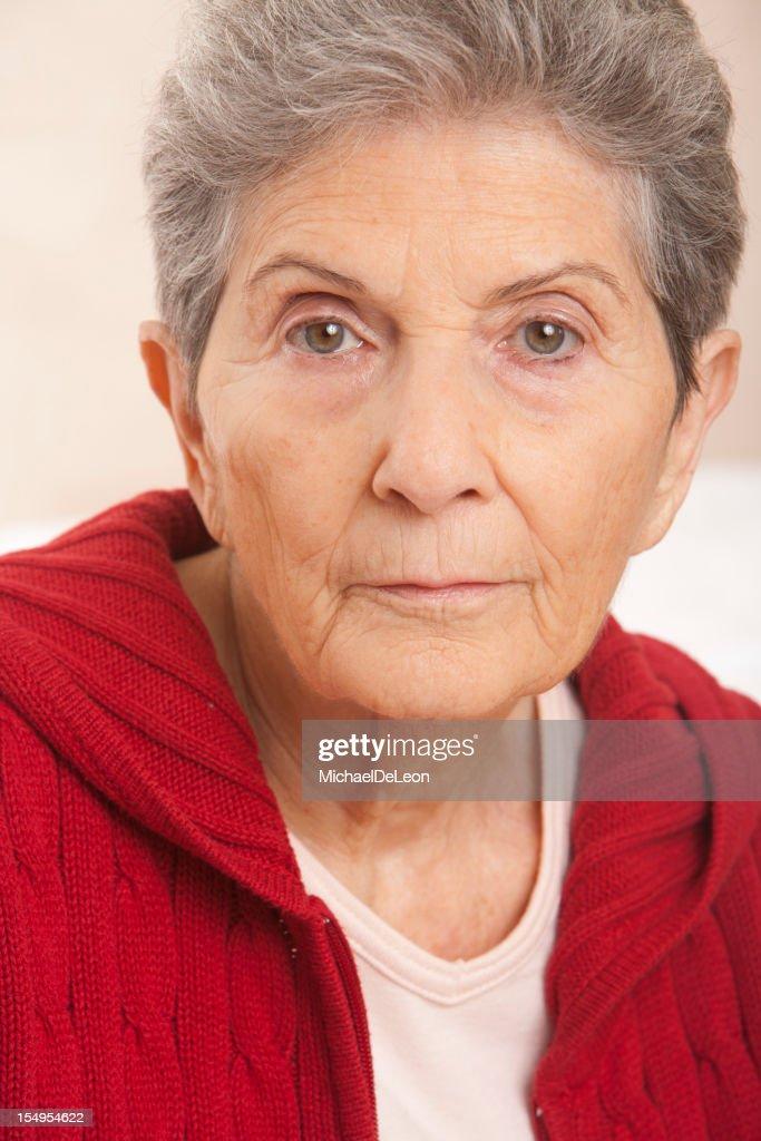 Senior Woman : Stock Photo