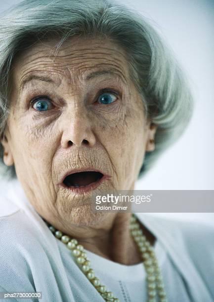 Senior woman, portrait