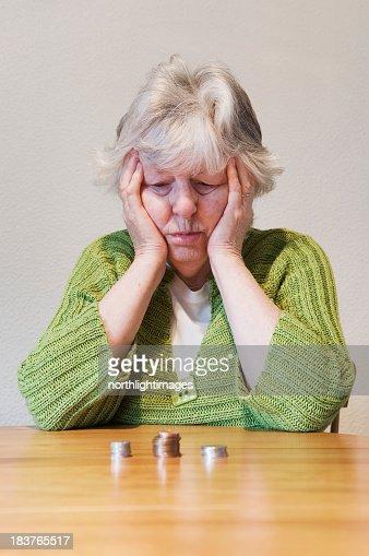 finanzielle schwierigkeiten
