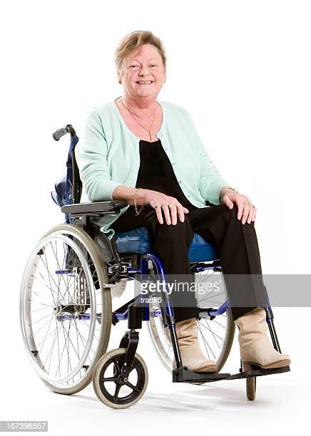 seniors: wheelchair friendly