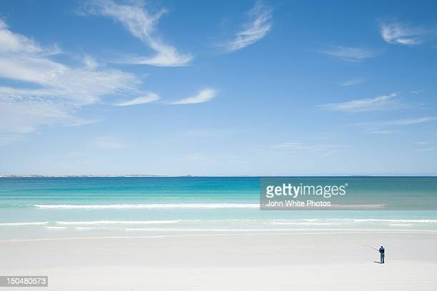 Sensation beach, Coffin bay. South Australia