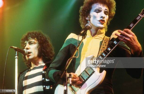 Sensational Alex Harvey Band perform on stage London Alex Harvey Zal Cleminson