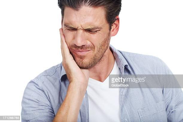 Geben Sie eine empfindliche Zähne Schmerzen?