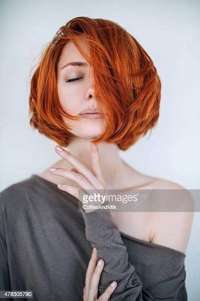 Sinnlich Foto einer Frau