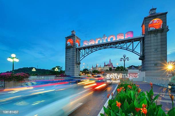Sentosa gateway, Singapore
