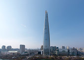 Cityscape, Jamsil, seoul, South KOREA,
