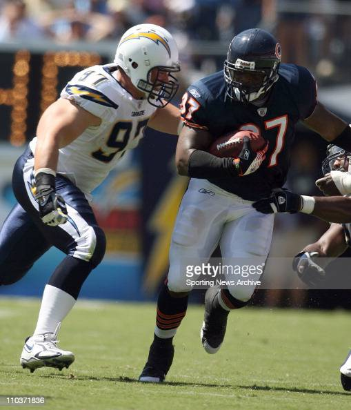 San Diego Chargers Football Field: NFL: Chargers Beat Bears 14-3 Pictures