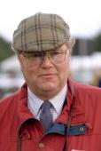 Portrait of horse trainer Toby Balding at Salisbury England Mandatory Credit Julian Herbert /Allsport