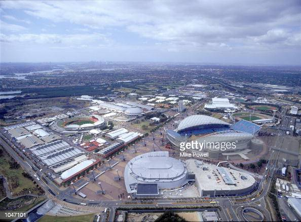 Olympic Park General View Pictures
