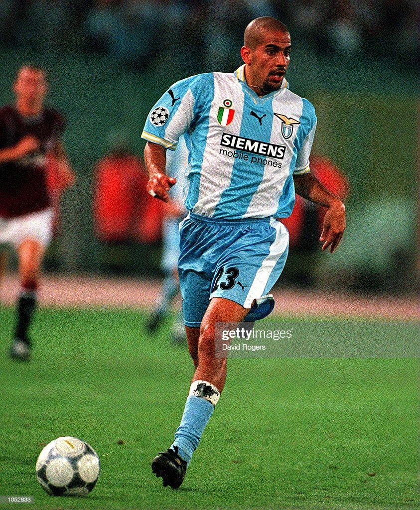 Lazio v Prague