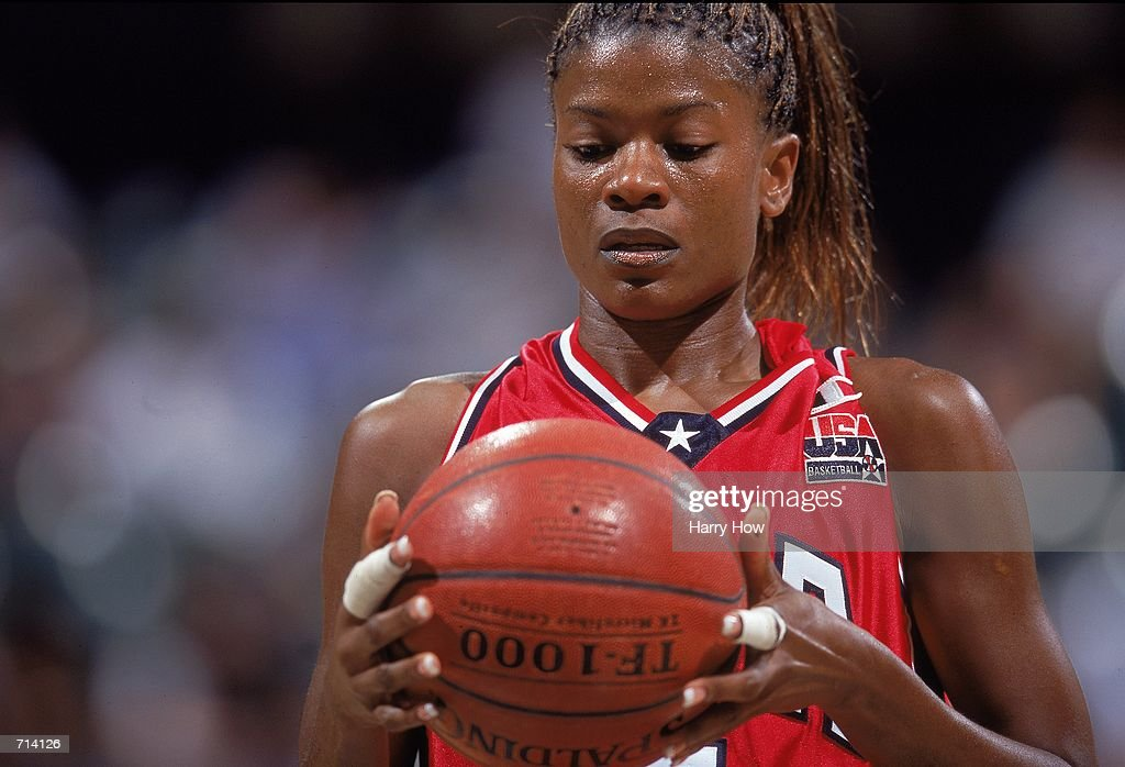 Sheryl Swoopes Voted Into Basketball Hall of Fame