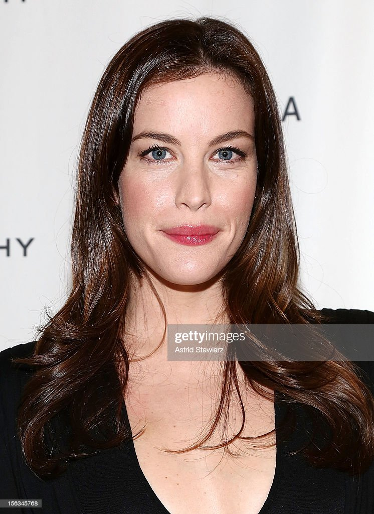 Sephora & Givenchy Host Liv Tyler Appearance Photos and Images ...