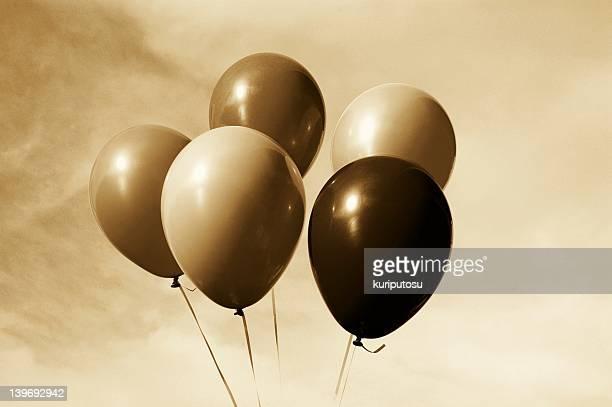 Sépia de Balões