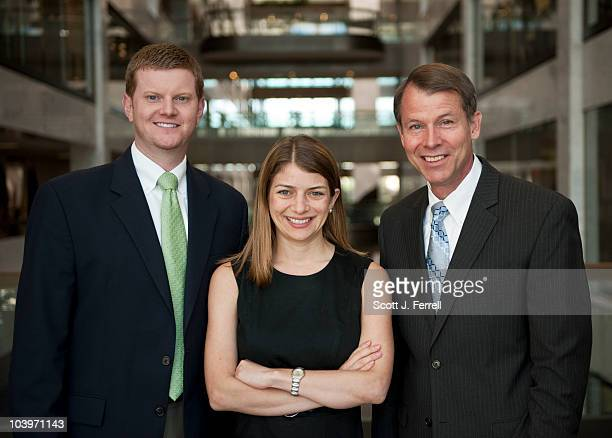 Christopher Gould legislative assistant Rebecca Gale press secretary and Charles Kinney deputy chief of staff and general counsel the three are...