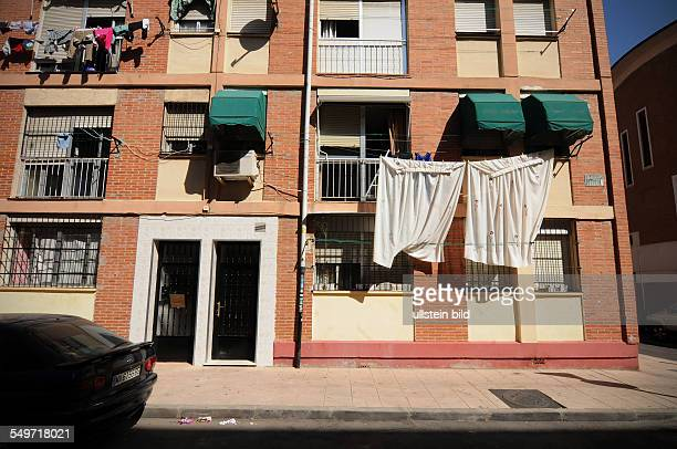 September 19 Cuidad de Los Angeles Madrid Spain It is estimated that 120 foreclosures are practiced by banks and local authorities each day in Spain...