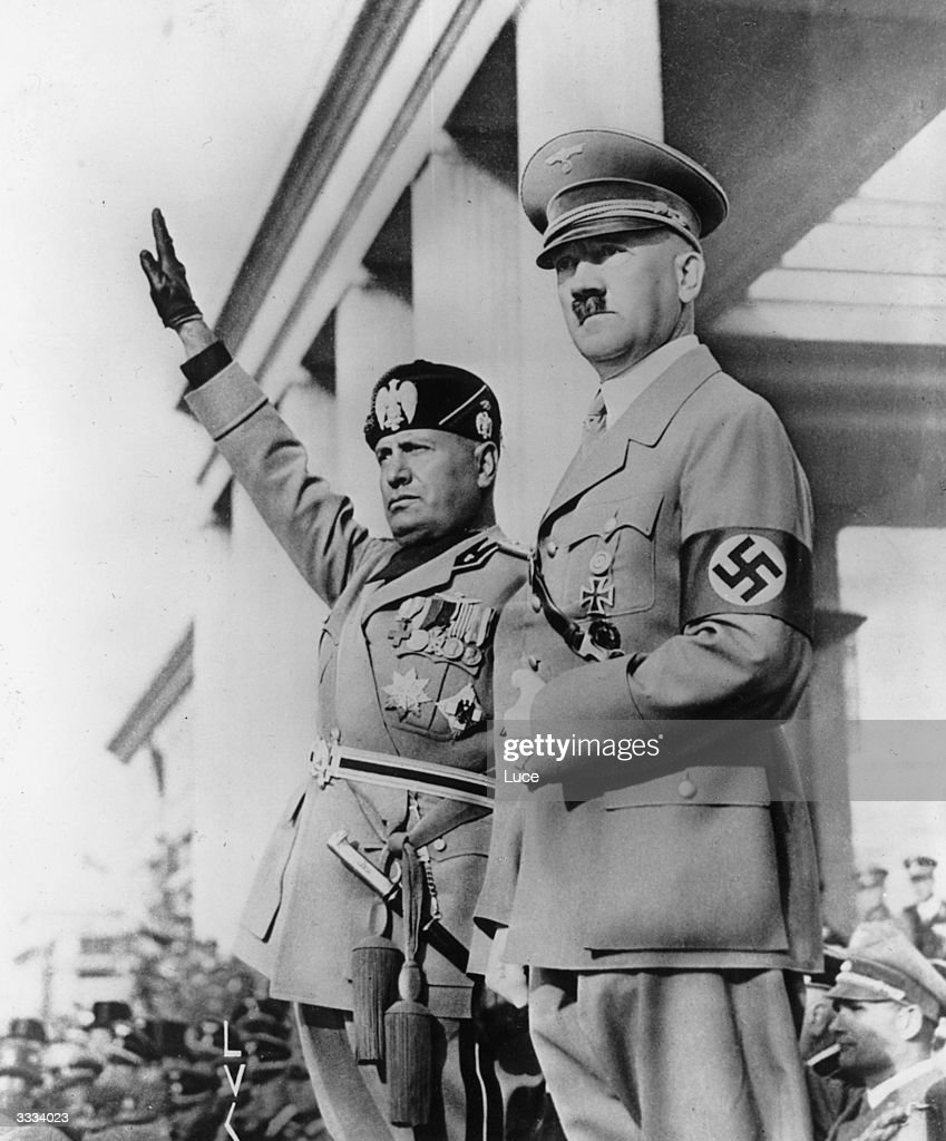 describing the german dictator adolf hitler Charlie chaplin already had more than 100 silent movies under his belt when, in 1938, he decided to take on the role of adolf hitler when the great dictator came out two years later, it was the.