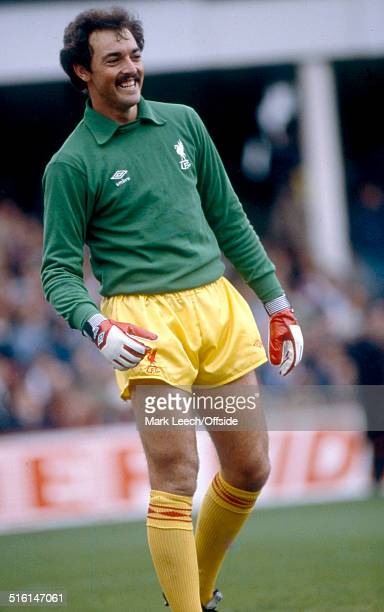 26 September 1981 English Football League Division One West ham United v Liverpool Liverpool goalkeeper Bruce Grobbelaar